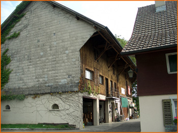 Fassadensanierung Und Umbau Scheune In Wohnraum Albert Und Brigitte